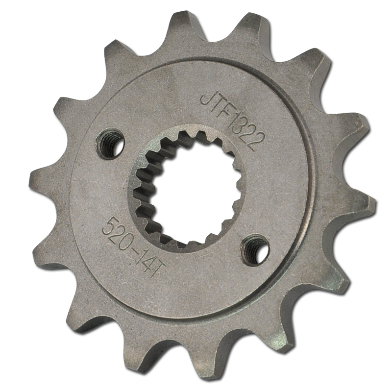 LOPOR 520-14T Motocycle Front Sprocket For Honda CRM250 AR 1997 1998 1999 CRM250 M M2 N P R S 1991 -1995 CRM 250 RP2