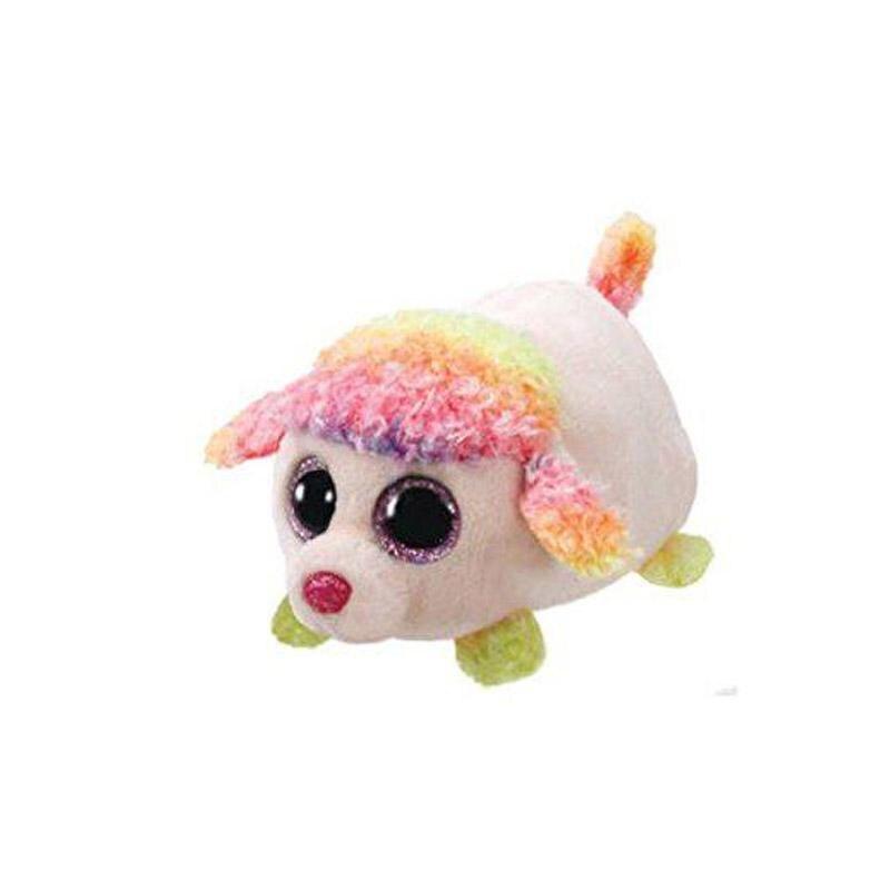 5c16fa6ade3 Dropwow 1PCS Lot 10CM Mini Ty Plush Toys Beanie Boos Big Eyes ...