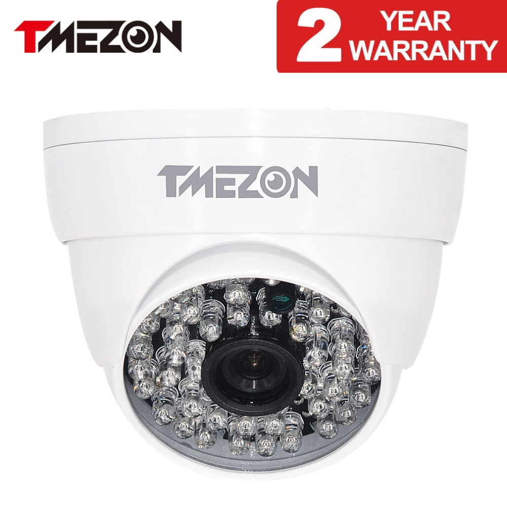 Tmezon HD CCTV 800TVL 900TVL 1200TVL Camera Home Security Surveillance Camera Outdoor IR-Cut Night Vision 48 Led Up to 130ft zea afs011 600tvl hd cctv surveillance camera w 36 ir led white pal