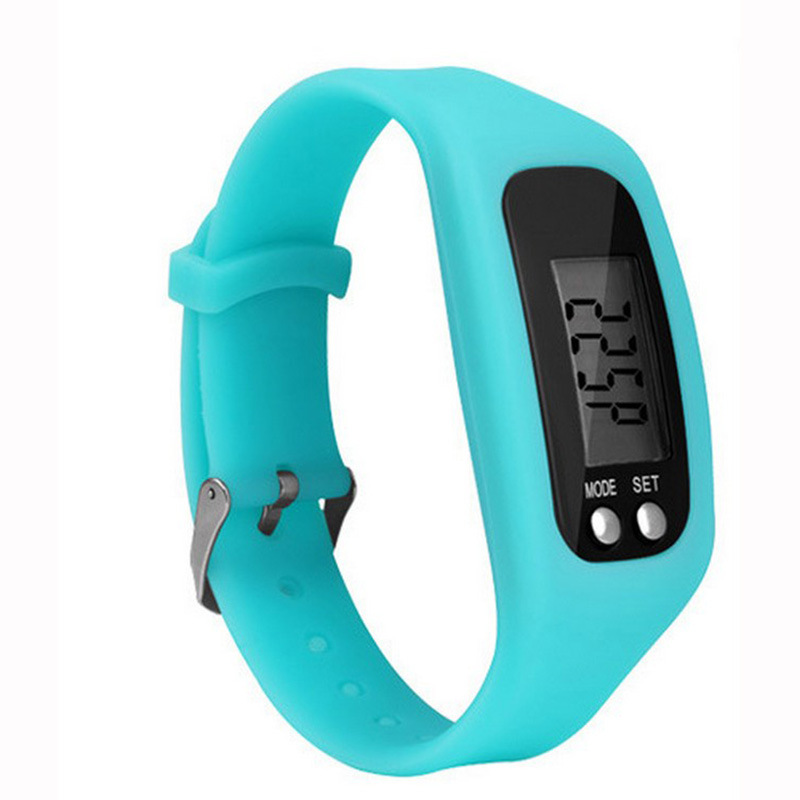 Long-life battery Multifunction New Digital LCD Pedometer Run Step Walking Distance Calorie Counter Fitness