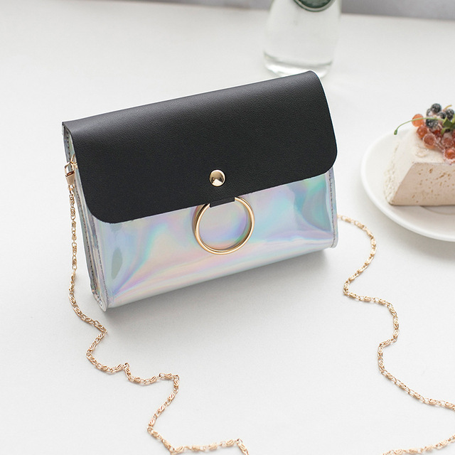 Laser Crossbody Bag For Women