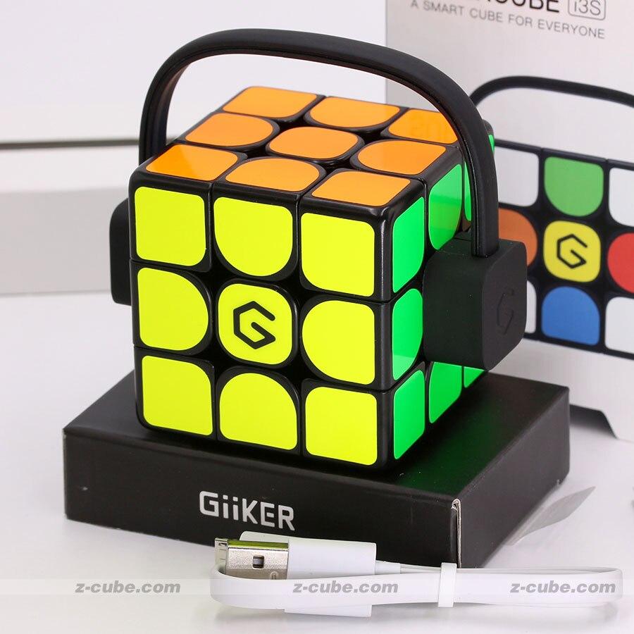 Cube magique puzzle 2019 mise à jour Version originale Xiaomi Giiker super i3S AI Intelligent Intelligent magnétique Bluetooth APP super cube z - 6