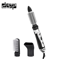DSP 3 in 1 multi function household air duct set style comb hair dryer portable air duct wind comb 220 240V 1000 1200W