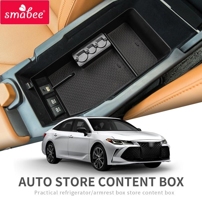 2019 Toyota Avalon: Smabee Car Central Armrest Box For Toyota AVALON 2018 2019