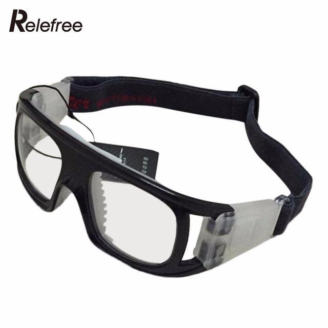 88dd0540bdf44 Adulto Óculos De Futebol Óculos de Basquete Óculos De Proteção Ao Ar Livre Esportes  Óculos Óculos