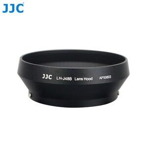 Image 5 - JJC pare soleil en métal 46mm pour OLYMPUS M. ZUIKO DIGITAL 17mm F1.8 remplace LH 48B
