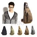 Fashion 2016 New Brand Vintage Men Messenger Bags Casual Casual Chest Canvas Male Small Retro Military Shoulder Bag
