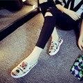 Женская обувь Пекин студенческое движение обувь подлинной Корейской версии нового мягкое дно плоской подошве
