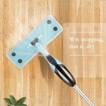 купить Spray Water Mop Microfiber Mop Hand Wash Free Water Spraying Home Wood Tile Floor Kitchen Bathroom Cleaning Tool дешево