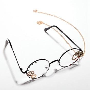 Стимпанк очки с шестеренками в двух вариантах