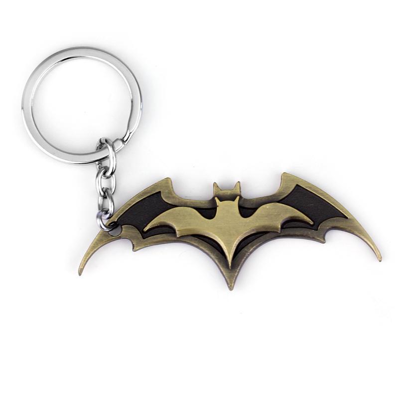 HTB1T04Qazgy uJjSZKzq6z jXXaH - 2019 New Fashion Avenger Union Batman keychains For Bag Key Holder Charm Hanging pendant Car Key Chains Key Ring Women & Men