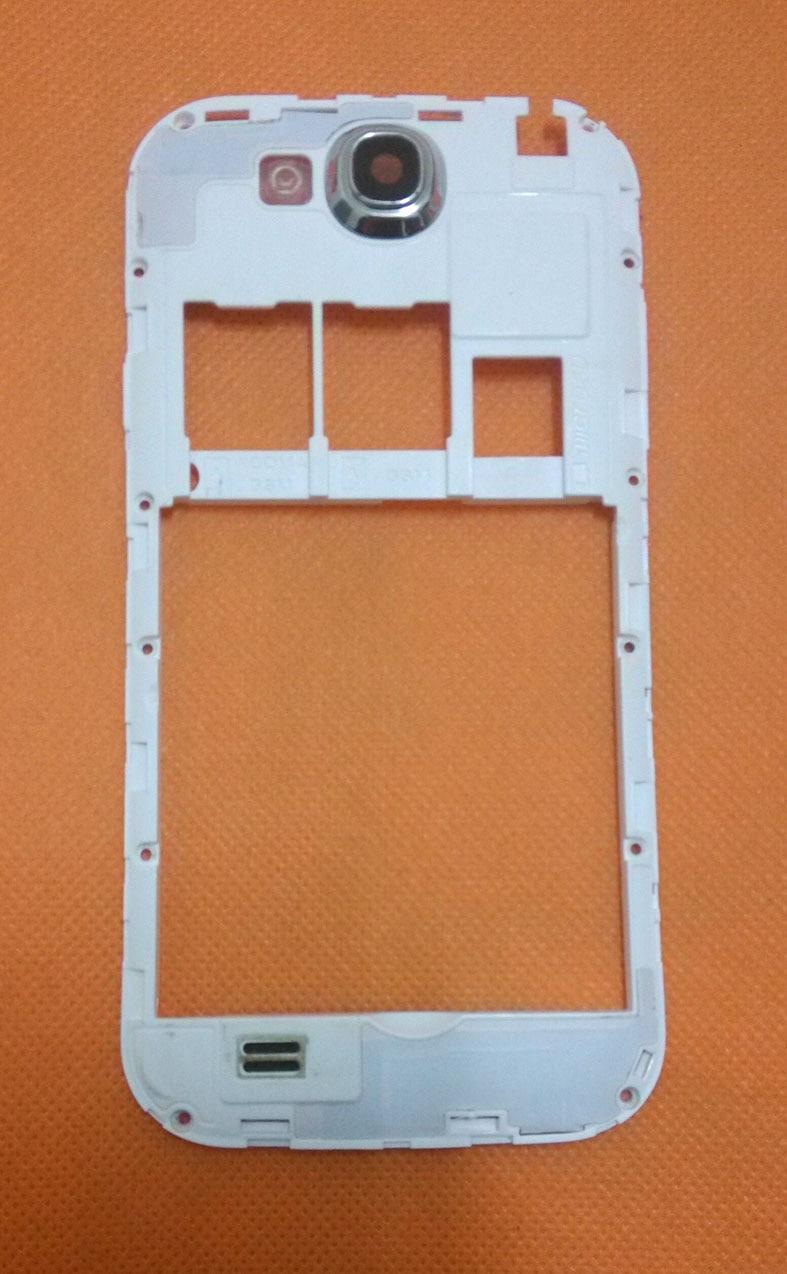 Used Original Back Frame shell case Loud speaker Antennas for HTM Feiteng H9500 S4 MTK6589 5