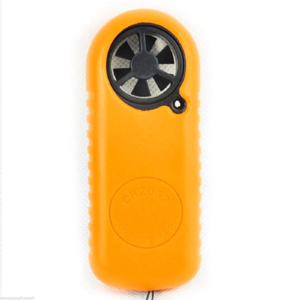 デジタルハンドヘルド風速計メーターGM816 30m / - 計測器 - 写真 4