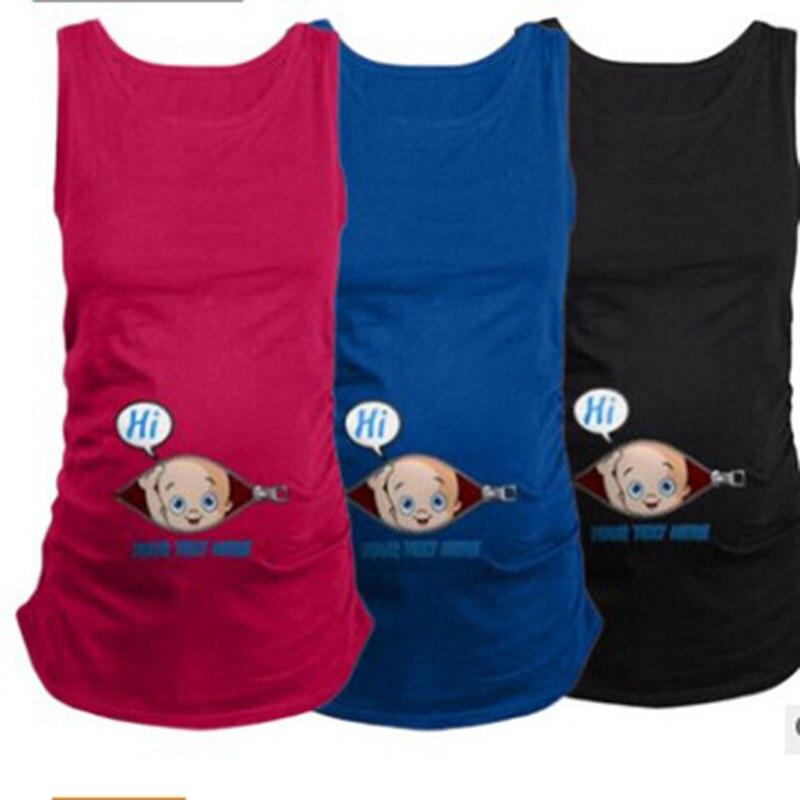 Online-Shop Sommer Mutterschaft T-shirts Tees Frauen Nette ...