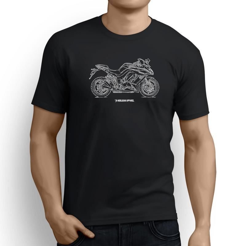 Wholesale 2019 Hip Hop Brand New Clothing Japanese Motorcycle Fans <font><b>Z1000Sx</b></font> <font><b>2016</b></font> Inspired Motorcycle Shirts image