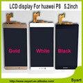 1/PCS P8 Pantalla LCD + Pantalla Táctil Digitalizador Panel de Vidrio Para Huawei Ascend P8 lcd Reemplazo 5.2 pulgadas