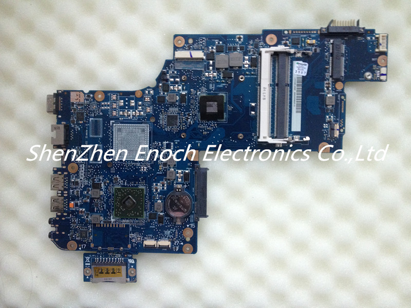 H000042190  For Toshiba C875D L875D Laptop Motherboard AMD Integrated EM1200  stock No.999