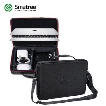 Smatree Hard Bag Carry Case for Apple Macbook Air 13.3 inch,for MacBook Pro 13 inch 2019/2018/2017,for iPad Pro 12.9 inch 1