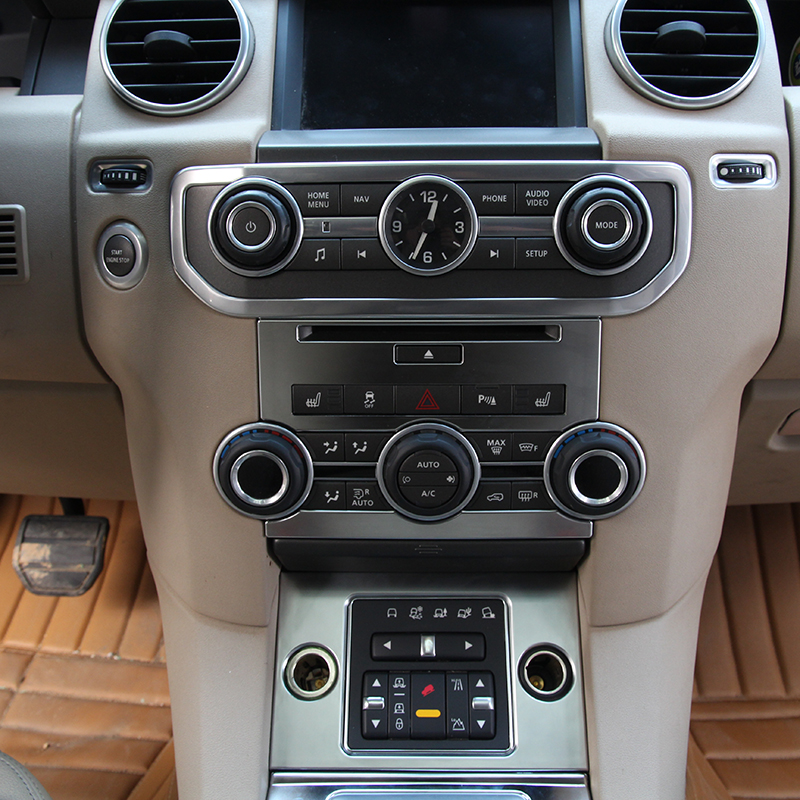 2012 Land Rover Discovery 4 For Sale: Aliexpress.com : Buy Chrome Accessories Console Control