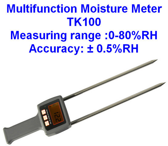 ФОТО Hygrometers Digital Coal Moisture Meter with extensive probes humidity
