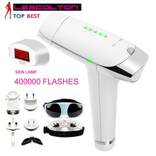 Permanent IPL Epilator Laser Hair Removal Depilatory Full Body Electric Photo Women Bikini Trimmer Electric Depilador a Laser portable charging device laser epilator permanent light technology electric depilatory shaver body bikini leg laser hair removal