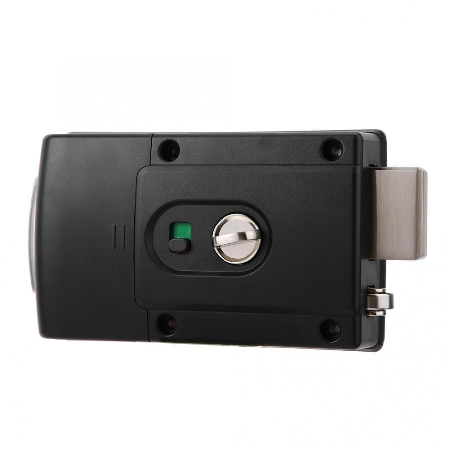 Bluetooth Fingerprint Password Door Lock Card Reader Electronic Keypad Digital Smart Locks cerradura puerta in Door Locks from Home Improvement