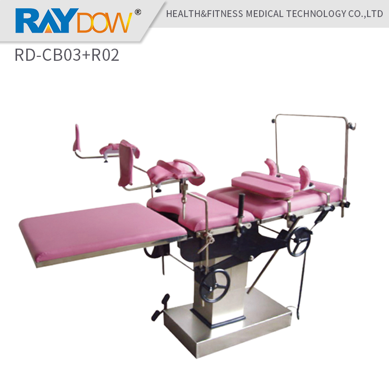 RD CB03+R02 Raydow Pink massageador Electrical Obstetric salon massage table bed-in Massage