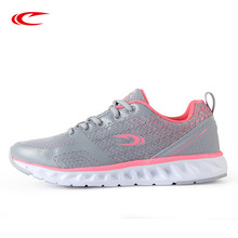 SAIQI 2017 Sneakers Women Breathable Sport Shoes Women Running Shoes For Women Outdoor Cushioning Lace Up Comfortable Shoes 0918