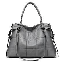 YILIAN new 2019 soft leather single-shoulder bag fashion multi-functional oblique large large-capacity womens ss383