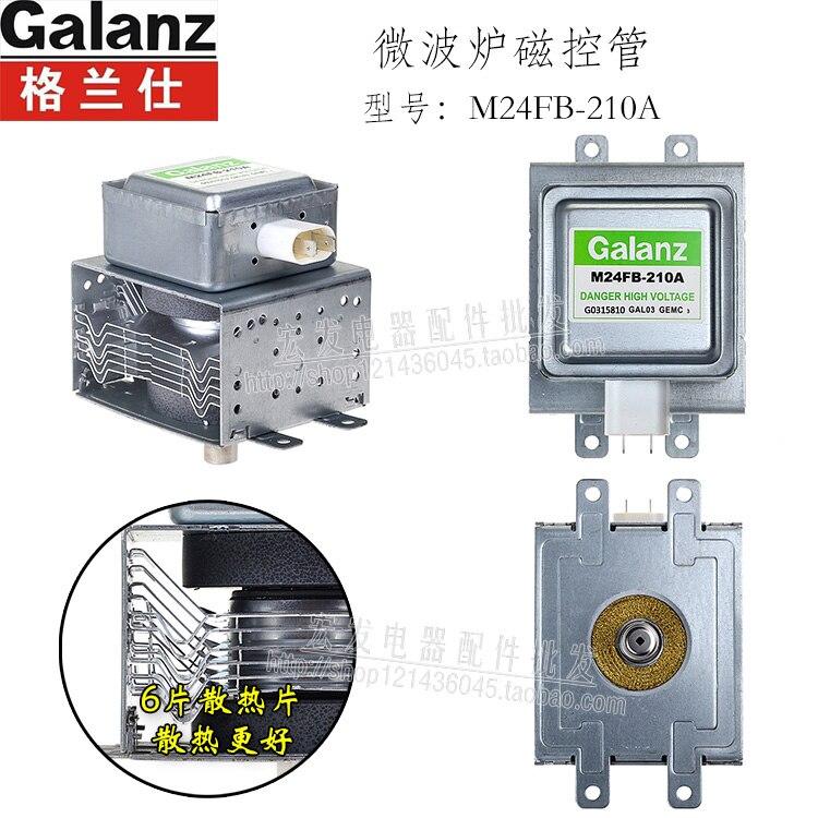Livraison gratuite nouveau M24FB-210A Galanz magnétron four à micro-ondes pièces