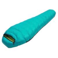 Ultralight Down Sport Hiking Sleeping Bags Outdoor Winter Camping Duck Down Adult Mummy Waterproof Sleeping Bags