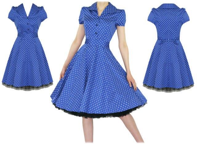 Free Shipping BLACK CHIFFON HALTER CHERRY PATTERN 40s ROCKABILLY Beauteous 50s Style Dress Patterns