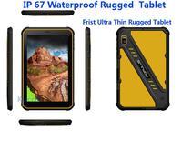 2015 Original IP68 Shockproof Waterproof Tablet Untra Thin Phone PC Cell Phone Single Sim 3G Smartphone