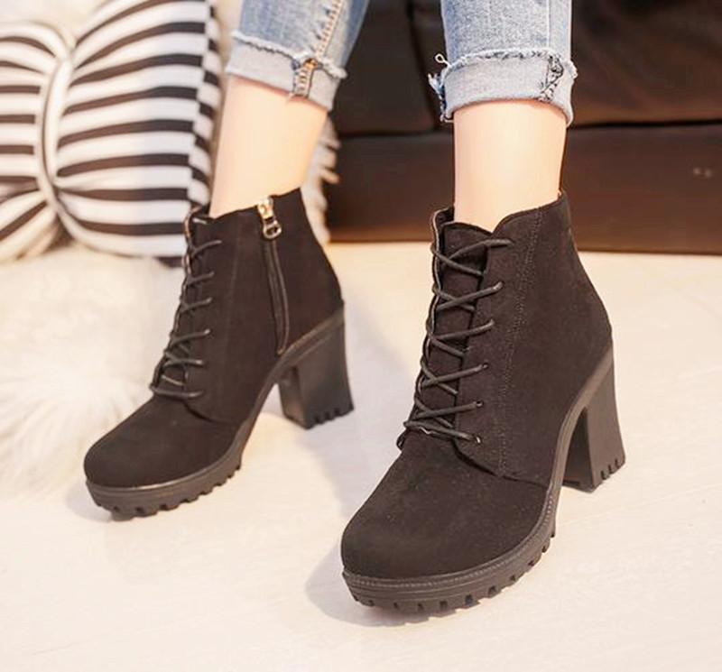 popular korean ankle bootsbuy cheap korean ankle boots