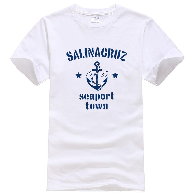a7c3849ab53fdd 2016New Mens Zomer Brief Anker Gedrukt Katoenen t-shirt Mannen korte mouwen  tops tees Designer Casual Kleding  006