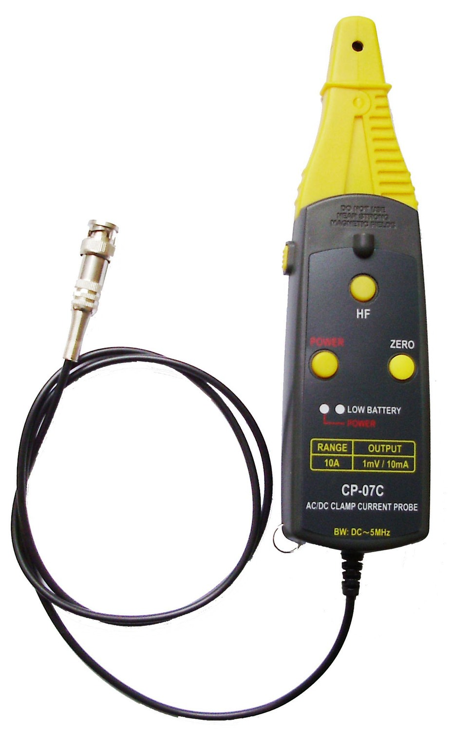 Ac Dc High Current Probe : Aliexpress buy cp c ac dc current clamp probe from