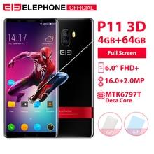 Elephone P11 3D 4G Smartphone 6.0