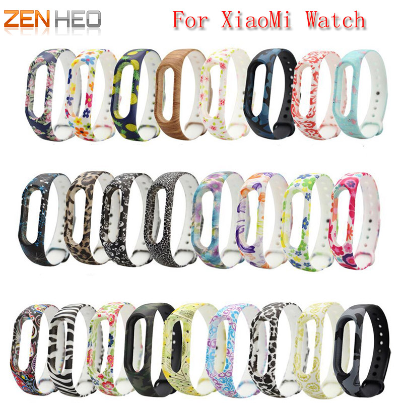 Watch Silicone For Xiaomi Mi Band 2 Smart Watch Wrist Strap Belt Colorful Wristband for Mi Band 2 Bracelet Watchband Accessorie compatible projector lamp for sanyo plc zm5000l plc wm5500l