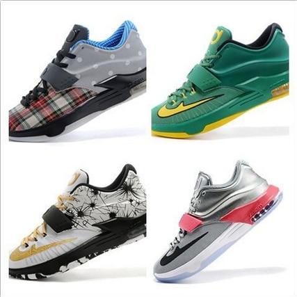 De calidad superior kevin durant 7 zapatos de baloncesto, kevin ...