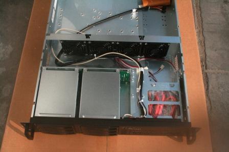 2U 6 disk hot plug server chassis RM21706 2U industrial chassis 2u hot plug in chassis 2u 9 disk hot swap server sata sas hd storage cabinet