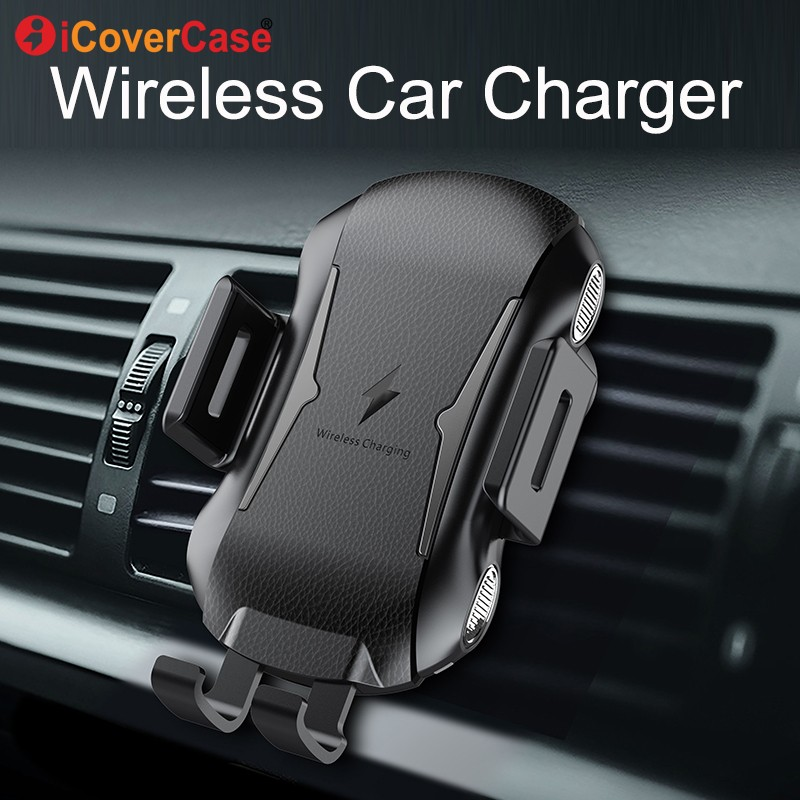 Fast Wireless Charger For Ulefone power 5 5s Armor X 6 Qi Charging Pad for Doogee S70 Lite BL9000 Car Phone Holder Accessory-in Mobile Phone Chargers from Cellphones & Telecommunications