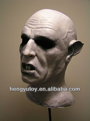 Wholesale High Quality Scary Bloody Latex Devil Halloween Cannibal Mask