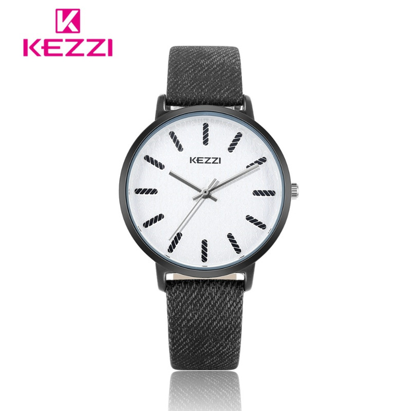 KEZZI Dameshorloge Casual Topmerkhorloge Dames Klok Denim Blauw - Dameshorloges - Foto 5