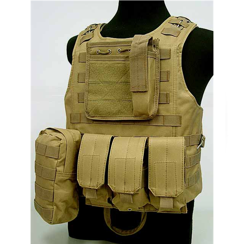 ФОТО Military Molle Tactical Vest Assault Airsoft Carrier Multicam Army Molle Mag Ammo Chest Rig Paintball Body Armor Harness