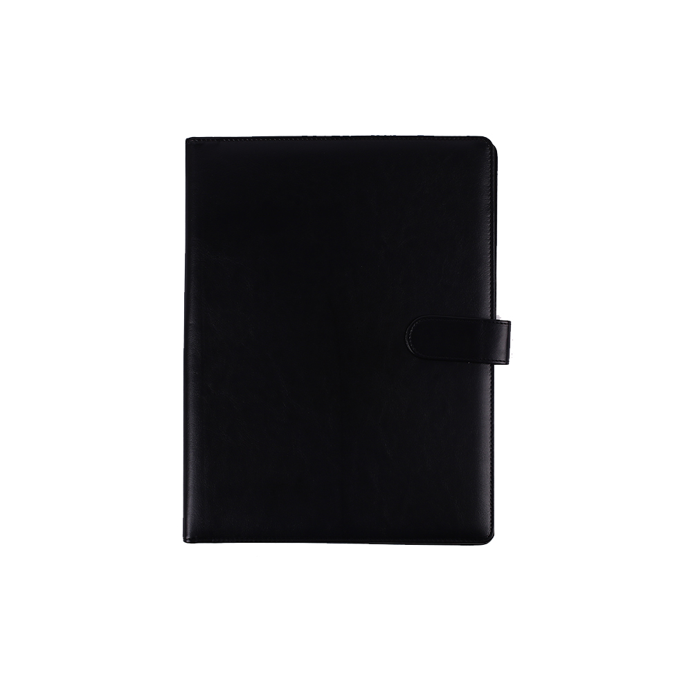 PU Leather A4 Document Folder A4 File Holder A4 File Folder Manager Multifunctional Display Bag Universal harphia a4 document bag special pu leather file holder office business classical manager bag document folder calculator note