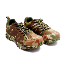 SINAIRSOFT Outdoor Sport Hiking Shoes Men Mountain Boots Anti-skid Wear Resistant Breathable Waterproof Fishing trekking