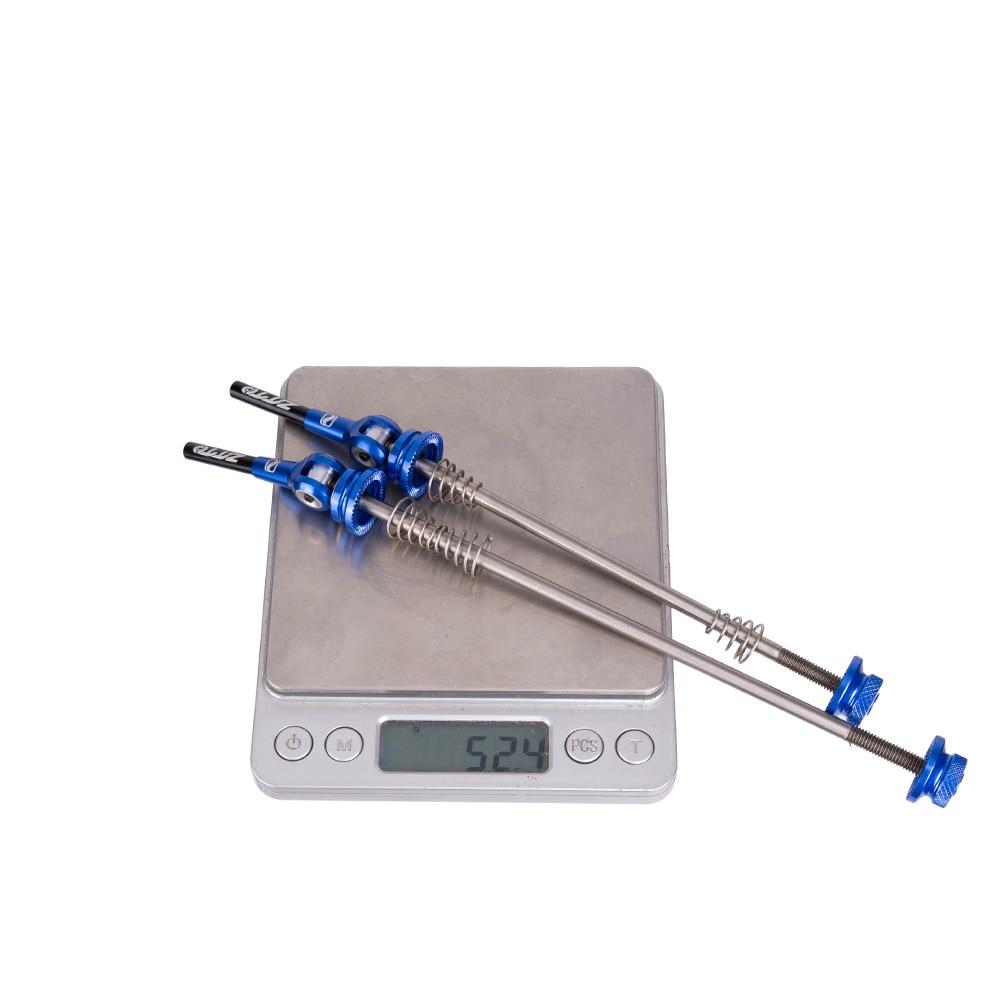 ZTTO-1-Pair-Bicycle-QR-Ti-Skewers-9mm-5mm-Wheel-100-135Hub-Quick-Release-Skewers-Axle (4)