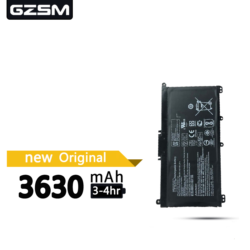 GZSM Laptop Battery TF03XL  For HP TPN-Q188 Battery For Laptop 14-bf033TX TPN-Q189 Batterys TPN-Q190 Q191 Laptop Battery