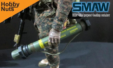 цены 1/6 Weapon Gun Model  SMAW MK153 Green Rocket Launcher For 12