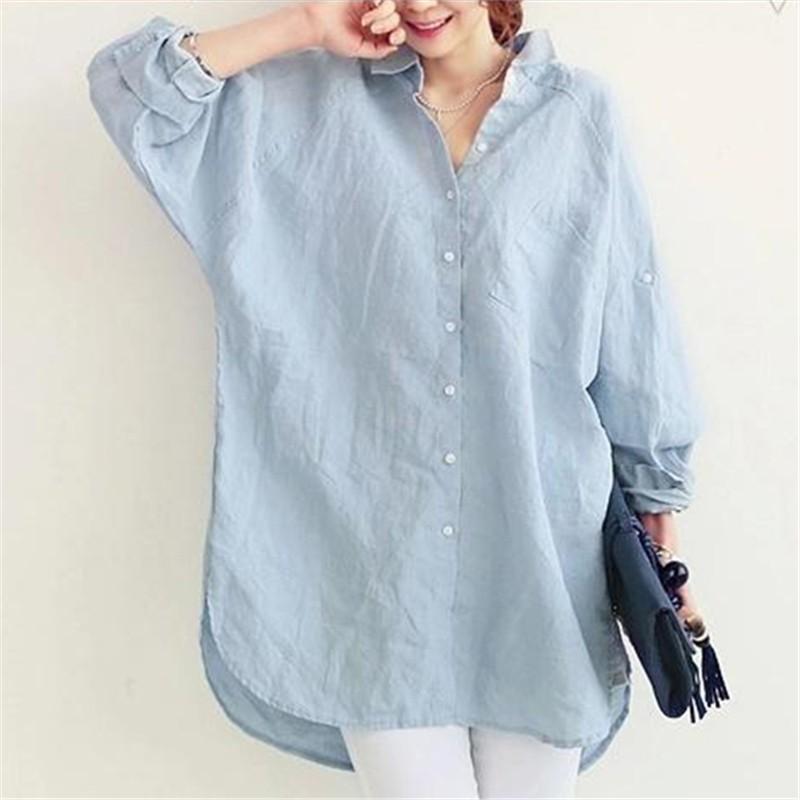 HTB1T0EfPVXXXXcoaFXXq6xXFXXXY - Woman Blouses Office Lady OL Elegant Shirt